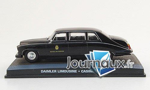 Daimler Limousine, schwarz, James Bond 007 - 2006