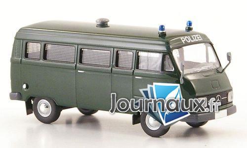 Mercedes L206 D Kombi, police (D)