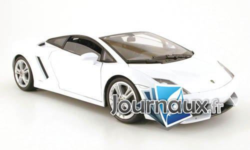 Lamborghini Gallardo LP560-4, weiss