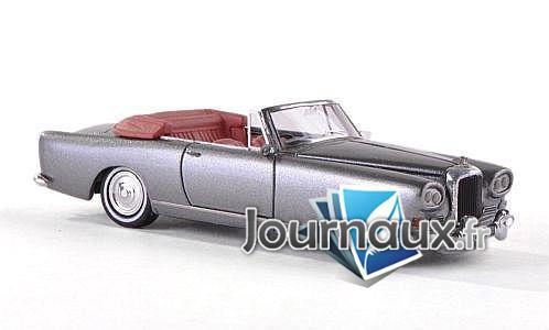 Bentley SIII Continental Mulliner Park Ward Drophead Coupe, metallic-grau - 1963