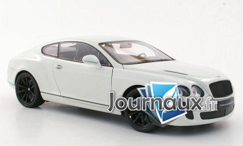 Bentley Continental Supersports , weiss