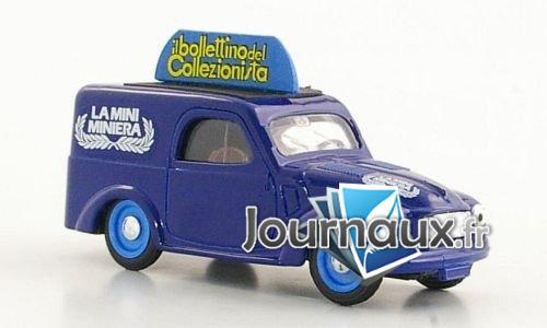 Fiat 500 C Furgoncino, La Mini Miniera