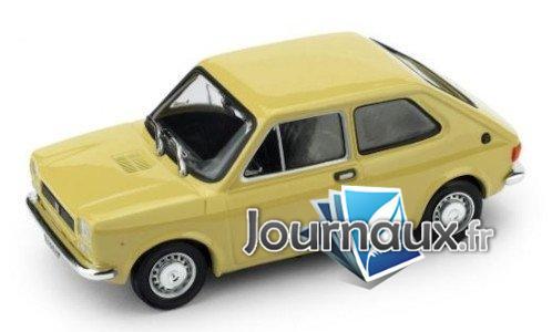 Fiat 127 (1a Serie), dunkelbeige - 1971