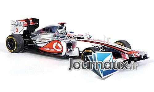 McLaren MP4-27, No.3, Vodafone, GP Australie - 2012