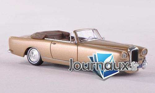 Bentley SIII Continental Mulliner Park Ward Drop Head, metallic-beige - 1964