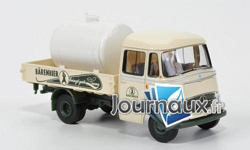 Mercedes L 319, Bärenbier