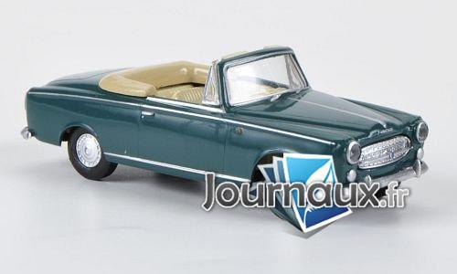 Peugeot 403, grün