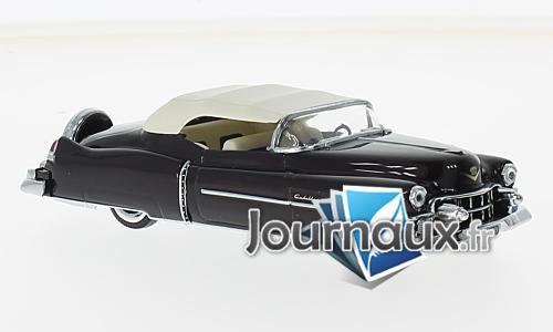 Cadillac Eldorado Convertible, dunkelrot/hellbeige - 1953