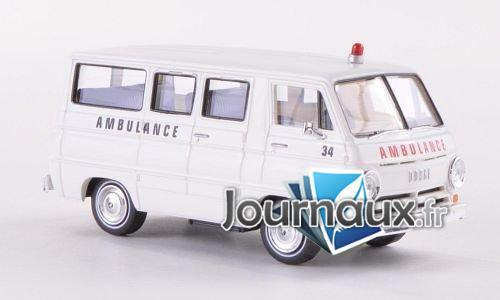 Dodge A 100 Bus, Ambulance