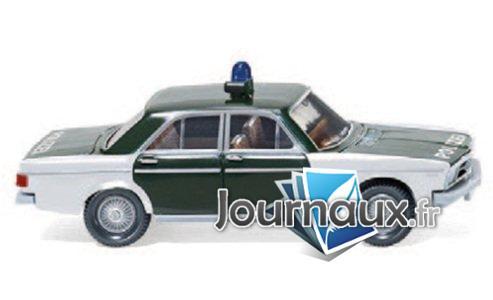 Audi 100, police (D)