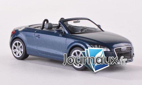Audi TT Roadster (8J), metallic-bleu foncé - 2007