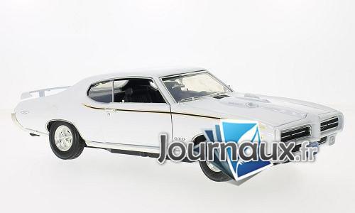 Pontiac GTO Judge, weiss - 1969