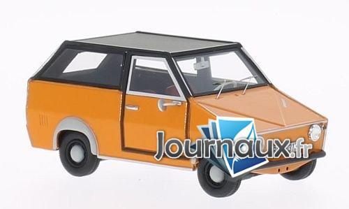 AWS Shopper, orange - 1971