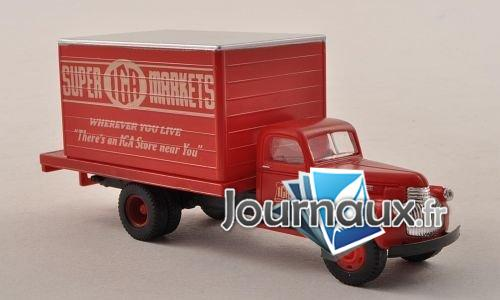 Chevrolet Delivery Truck, IGA Supermarkets