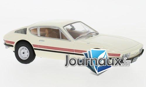 VW SP2, blanche/rot - 1973