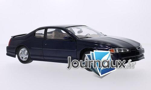 Chevrolet Monte Carlo SS, bleu foncé - 2000
