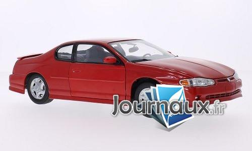 Chevrolet Monte Carlo SS, rot - 2000