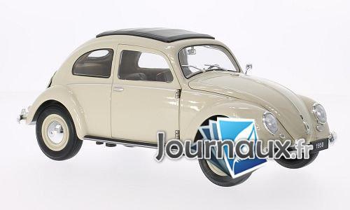 VW Käfer Brezelfenster, beige - 1950