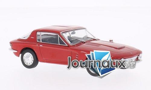 Brasinca 4200 GT, rouge - 1965