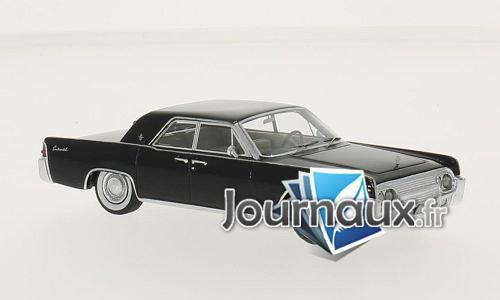 Lincoln Continental Sedan 53A, schwarz - 1961