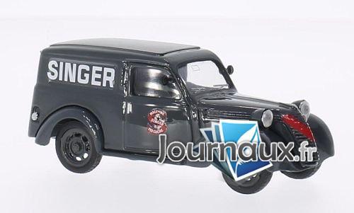 Fiat 1100 Furgone, Singer - 1950