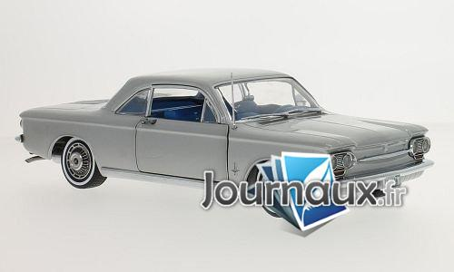 Chevrolet Corvair Coupe, silber - 1963