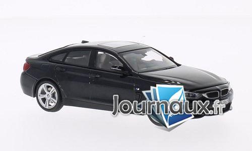 BMW 4er Gran Coupe, noire