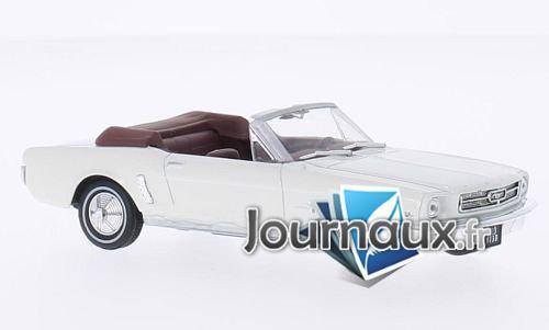 Ford Mustang Convertible, weiss, James Bond 007