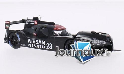 Nissan GT-R LM Nismo, No.23, 24h Le Mans - 2015