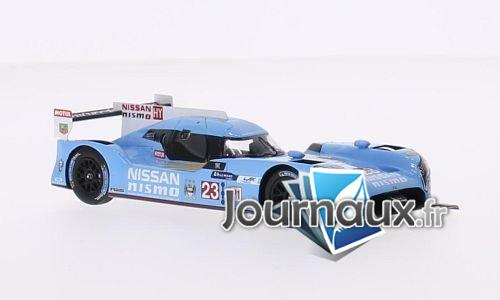 Nissan GT-R LM Nismo, No.23, Manchester City FC, Manchester City - 2015