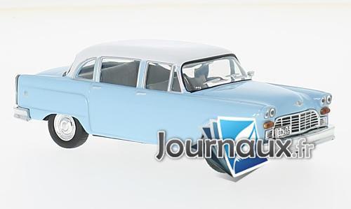 Checker Marathon 327, bleu clair/blanc - 1964