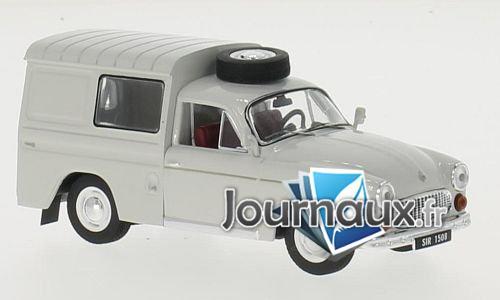 Syrena 105 Bosto, gris clair - 1972