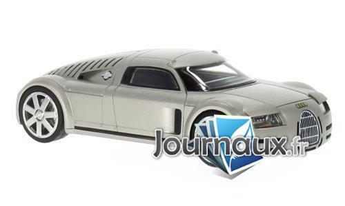 Audi Rosemeyer 2000, aluminium - 2000