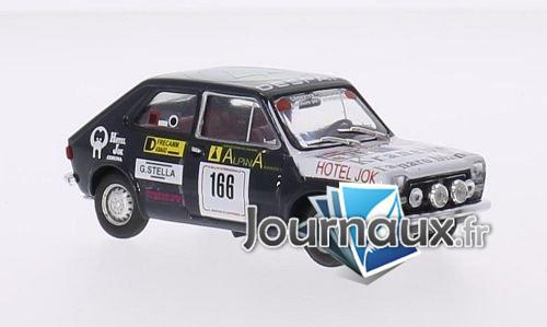 Fiat 127, No.166, Despar, Rally San Martino di Castrozza - 1976