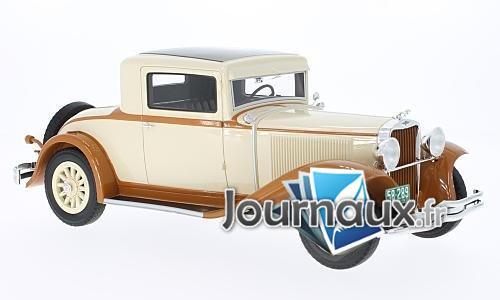 Dodge Eight DG Coupe, beige/brun clair - 1931