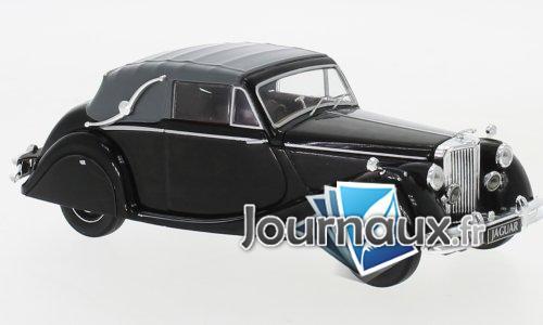 Jaguar MK V 3.5 Litre DHC, noire, RHD - 1950