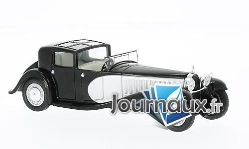 Bugatti Type 41 Royale, noire/silber - 1928