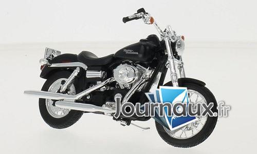 Harley Davidson FXDBI Dyna Street Bob, mat- noir - 2006