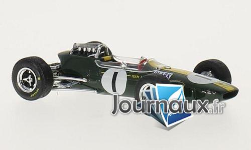 Lotus 33, No.1, Formel 1, GP Allemagne - 1965
