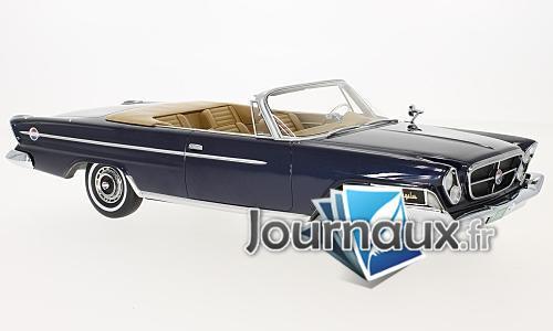 Chrysler 300H Convertible, metallic-dunkelblau - 1962