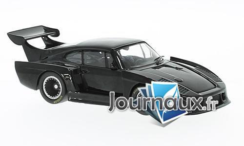 Porsche 935 K3, noire - 1980