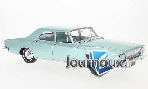 Chrysler Newport 4-Door Sedan, metallic-hellgrün - 1963
