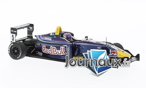 Dallara F314 VW, No.5, Red Bull, formule 3, GP Macau - 2014