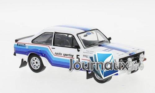 Ford Escort MK II RS 1800, No.5, Sachs, Rallye DM, Rallye Hessen - 1978