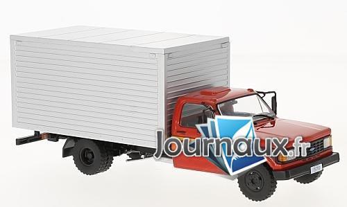 Chevrolet D-40 Box Truck, rot/argenté - 1985