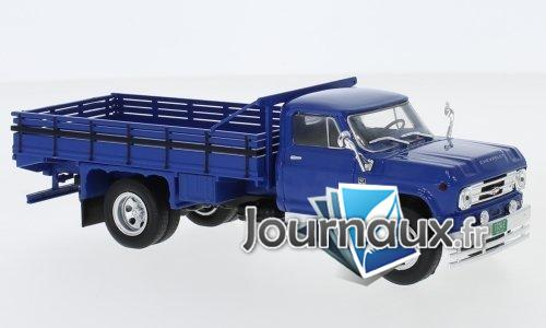 Chevrolet C 60, bleu - 1960