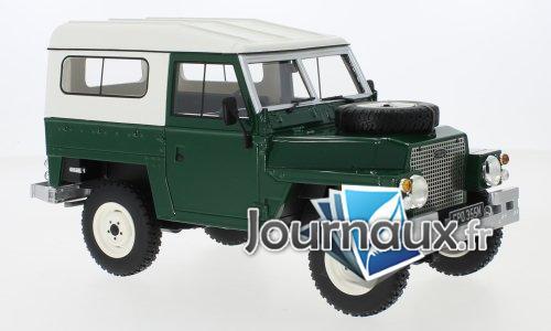 Land Rover Lightweight Series III Hard Top, dunkelgrün/beige, RHD - 1973
