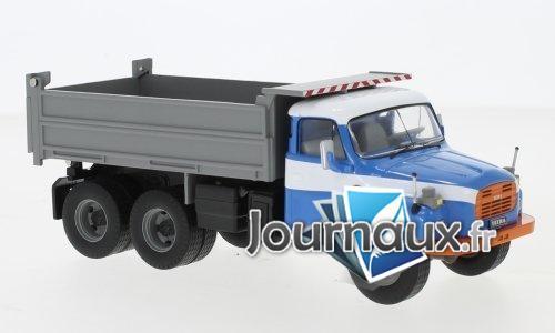Tatra T 148 S3, bleu/gris - 1977