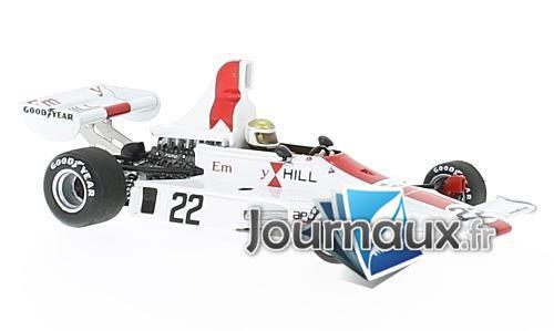 Hill GH1, No.22, Embassy, Formel 1, GP Schweden - 1975