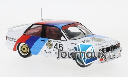 BMW M3 (E30), No.46, BMW Motorsport, WTCC - 1987